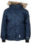 Minymo - Kid's Snow Jacket Herringbone All over Print - Winterjacke Gr 104;110;1