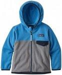 Patagonia - Baby Micro D Snap-T Jacket - Fleecejacke Gr 2T blau/grau