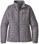 Patagonia - Women's Nano Puff Jacket - Kunstfaserjacke Gr S grau/schwarz