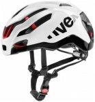 Uvex - Race 9 - Radhelm Gr 57-60 cm schwarz/grau/weiß