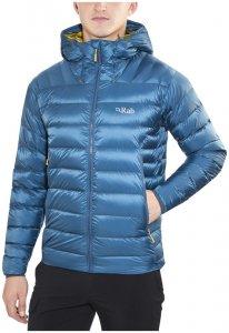 Rab - Electron Jacket - Daunenjacke Gr L blau