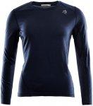 Aclima LightWool Sportshirt Damen navy blazer L 2020 Unterhemden, Gr. L
