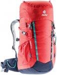 deuter Climber Rucksack 22l Kinder chili/navy  2020 Trekking- & Wanderrucksäcke