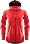 Haglöfs Tourus Jacket Women crimson XS 2017 Regenjacken, Gr. XS