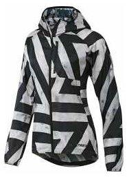 Agravic Wind Jacket W white Gr. 38