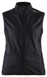 Craft Warm Vest W black Gr. XS