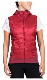 Freney Hybrid Vest W strawberry Gr. 42