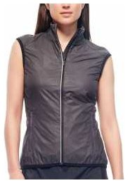 Rush Vest black W embossed Gr. XL