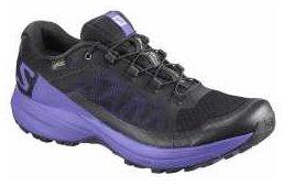 XA Elevate Gtx W violet schwarz UK: 6,5, EU: 40