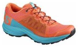 XA Elevate W orange blau UK: 6, EU: 39 1/3