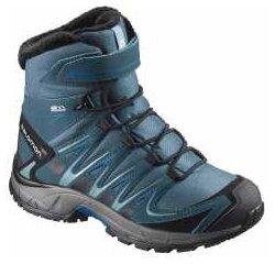 Xa Pro 3D Winter Ts Cswp J Blau Gr. 34
