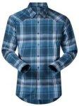Bergans Bjorli Shirt LS dark steelblue / steelblue Gr. L