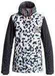 DC Dcla Jacket snow leopard Gr. L