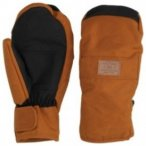 DC Franchise SE Mittens leather brown Gr. S
