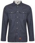 O'Neill Violator Pattern Shirt LS grey aop Gr. M