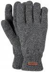 BARTS Herren Handschuhe / Fingerhandschuhe Haakon Gloves, Größe S-M in heather
