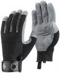 BLACK DIAMOND Kletterhandschuh Crag Glove, Größe XL in Grau
