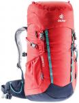 DEUTER Kinder Tages- und Wanderrucksack Climber, Größe ONE SIZE in chili-navy