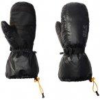 JACK WOLFSKIN Herren Handschuhe Texapore Down Xt Mitten, Größe S in Black