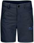 JACK WOLFSKIN Kinder Shorts Sun Shorts K, Größe 140 in Night Blue