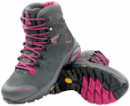 MAMMUT Damen Trekkingstiefel Nova Tour High GTX®, Größe 39 ⅓ in Graphite/Ma