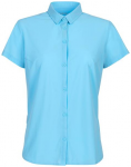 MAMMUT Damen Trovat Light Shirt Women, Größe L in whisper