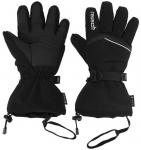 REUSCH Herren Skihandschuh Soft Powder GTX, Größe 7,5 in Schwarz/Weiß