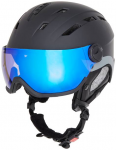 TECNOPRO Herren Ski-Helm Titan S2-S3 Visor Photochromic, Größe S-M in BLACK/CH