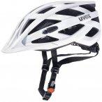 UVEX Fahrradhelm I- Vo CC, Größe 52-57 in Weiß Matt