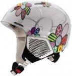 Alpina Carat LX Ski Helmet Kids patchwork-flower 51-55 cm 2018 Ski- & Snowboardh