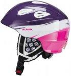 Alpina Grap 2.0 Helmet Junior violet-pink 51-54 cm 2017 Ski- & Snowboardhelme, G