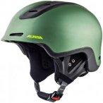 Alpina Spine Ski Helmet moss-green matt 55-59cm 2018 Ski- & Snowboardhelme, Gr.