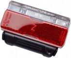 Busch + Müller Toplight Line Batterie-Rücklicht senso 80mm schwarz/rot  2018 F