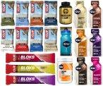 CLIF Bar Endurance Testpackage 7  2020 Gels & Smoothies