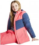 Dare 2b Freeze Up Wasserdichter Isolierter Mantel Kinder neon pink/denim dark 13