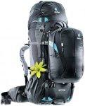 Deuter Quantum 60 + 10 SL Backpack Women black-turquoise  2019 Trekking- & Wande