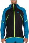 Dynafit Ride 3L Jacke Herren schwarz/blau S 2021 Fahrradjacken, Gr. S