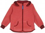 Finkid Tonttu Striped Fleecejacke Kinder rose/cabernet 140-150 | 10-12J 2020 Fle