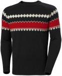 Helly Hansen Wool Knit Sweater Herren black L 2020 Sweatshirts & Trainingsjacken