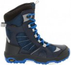 Jack Wolfskin Snow Ride Texapore Winter Boots Boys vibrant blue 33 2018 Winterst