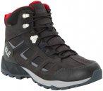 Jack Wolfskin Vojo Hike XT Texapore Mid-Cut Schuhe Herren phantom/red UK 9,5 | E