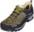 SALEWA MTN Trainer L Shoes Herren walnut/golden palm UK 9,5 | EU 44 2019 Trekkin