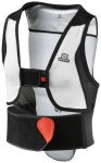 Salomon Back Prote Flexcell Protection Vest Juniors Black/Red S 2017 Rückenprot