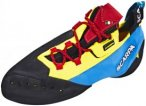 Scarpa Chimera Climbing Shoes Unisex yellow/black 44,5 2017 Kletterschuhe, Gr. 4