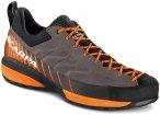 Scarpa Mescalito Schuhe Herren titanium/orange EU 41 2021 Trekking- & Wanderschu