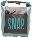 Snap Big Chalk Bag grün/grau  2021 Chalkbags