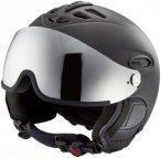 UVEX 300 Visor Helmet black mat 57-59 cm 2018 Ski- & Snowboardhelme, Gr. 57-59 c