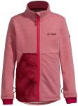 VAUDE Faunus Fleecejacke Kinder cranberry 104 2020 Fleecejacken, Gr. 104