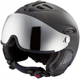 UVEX 300 Visor Helmet black mat 57-59 cm 2018 Ski- & Snowboardhelme, Gr. 57-59 cm