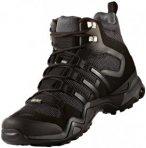 adidas Fast X High GTX Shoes Women dark grey/core black/vista grey 7,5 | 41 1/3